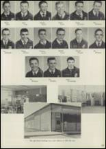 1959 Roswell High School Yearbook Page 126 & 127