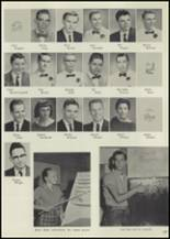 1959 Roswell High School Yearbook Page 130 & 131