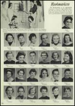 1959 Roswell High School Yearbook Page 132 & 133