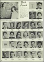 1959 Roswell High School Yearbook Page 134 & 135