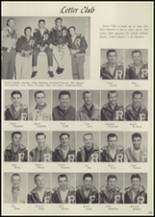 1959 Roswell High School Yearbook Page 136 & 137