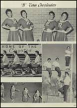 1959 Roswell High School Yearbook Page 140 & 141