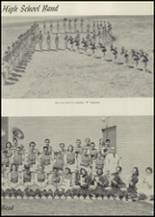 1959 Roswell High School Yearbook Page 142 & 143