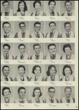 1959 Roswell High School Yearbook Page 154 & 155