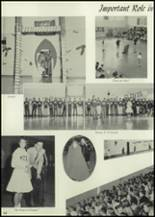 1959 Roswell High School Yearbook Page 166 & 167
