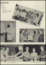 1959 Roswell High School Yearbook Page 168 & 169