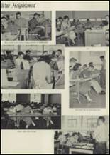 1959 Roswell High School Yearbook Page 170 & 171