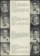 1959 Roswell High School Yearbook Page 182 & 183