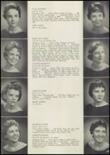 1959 Roswell High School Yearbook Page 186 & 187