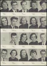 1959 Roswell High School Yearbook Page 222 & 223
