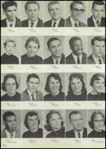1959 Roswell High School Yearbook Page 238 & 239