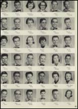 1959 Roswell High School Yearbook Page 254 & 255