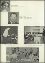 1959 Roswell High School Yearbook Page 278 & 279