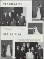 1969 Valley Community High School Yearbook Page 18 & 19