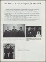 1969 Valley Community High School Yearbook Page 26 & 27