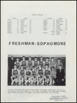 1969 Valley Community High School Yearbook Page 34 & 35