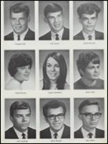 1969 Valley Community High School Yearbook Page 54 & 55
