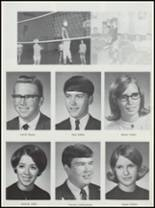 1969 Valley Community High School Yearbook Page 56 & 57