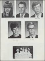 1969 Valley Community High School Yearbook Page 58 & 59