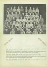 1953 Cynthiana High School Yearbook Page 38 & 39