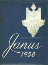 1958 Yearbook Hazleton High School
