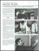 1988 East High School Yearbook Page 20 & 21
