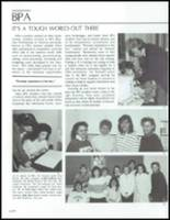 1988 East High School Yearbook Page 22 & 23