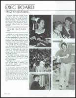 1988 East High School Yearbook Page 34 & 35