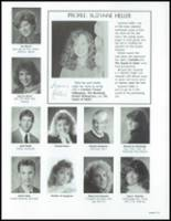1988 East High School Yearbook Page 124 & 125