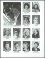 1988 East High School Yearbook Page 126 & 127