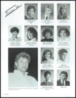 1988 East High School Yearbook Page 128 & 129
