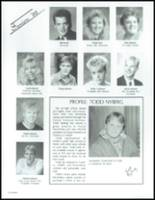 1988 East High School Yearbook Page 136 & 137