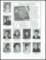1988 East High School Yearbook Page 142 & 143