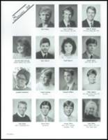 1988 East High School Yearbook Page 144 & 145