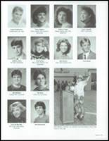 1988 East High School Yearbook Page 146 & 147