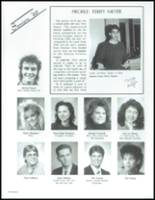 1988 East High School Yearbook Page 152 & 153