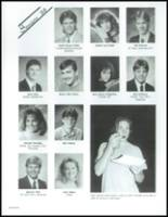1988 East High School Yearbook Page 154 & 155