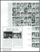 1988 East High School Yearbook Page 160 & 161
