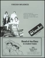 1988 East High School Yearbook Page 196 & 197
