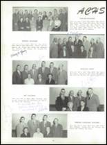 1952 Atlantic City High School Yearbook Page 16 & 17