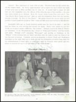 1952 Atlantic City High School Yearbook Page 22 & 23
