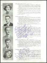 1952 Atlantic City High School Yearbook Page 24 & 25