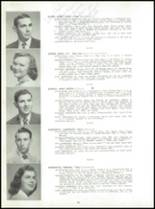 1952 Atlantic City High School Yearbook Page 28 & 29