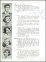 1952 Atlantic City High School Yearbook Page 30 & 31