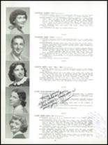 1952 Atlantic City High School Yearbook Page 34 & 35
