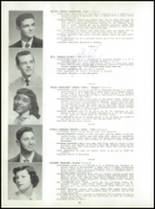 1952 Atlantic City High School Yearbook Page 42 & 43