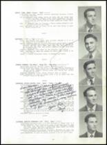 1952 Atlantic City High School Yearbook Page 46 & 47