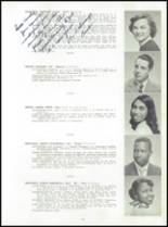 1952 Atlantic City High School Yearbook Page 48 & 49