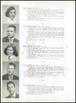 1952 Atlantic City High School Yearbook Page 52 & 53