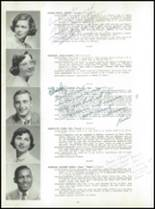 1952 Atlantic City High School Yearbook Page 54 & 55